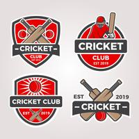 Cricket Logo-collectie