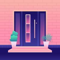 Porta gradiente