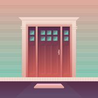 Vector de la puerta