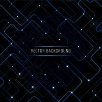 Futuristic Technology Vector Background