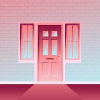 Gradient Door