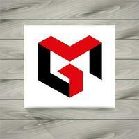Logo Concept Lettera M