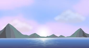 Um oceano