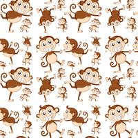 A seamless tile pattern