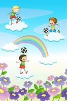 jouer aux enfants