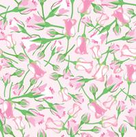 Floral seamless pattern. Flower rose background.