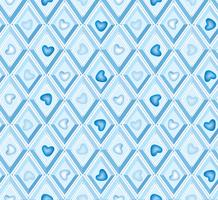 heart pattern. it's a boy seamless pattern. diamond pattern.