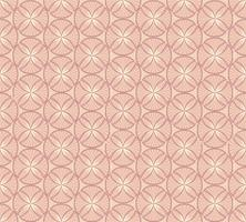 Abstract line seamless pattern. Tiled oriental geometric background