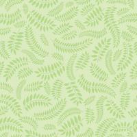 Patrón floral sin fisuras Hoja de fondo Adorno floreciente con hojas. vector