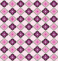 Naadloos bloempatroon. Abstract bloemenornament. Brocade-textuur