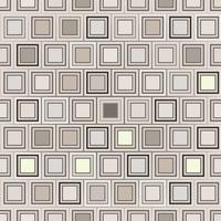 Modello di forma geometrica astratta. Ornamento quadrato Sfondo piastrellato