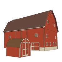 farmhouse barn