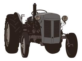 traktorvektor eps