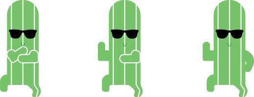 cactus bailando gangnam