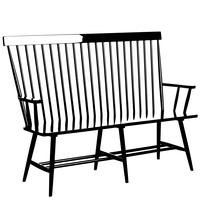 bench vector eps