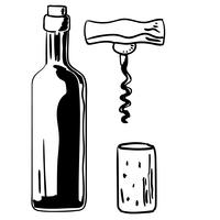 corkscrew vector eps