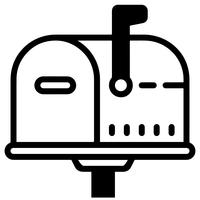 mailbox vector eps
