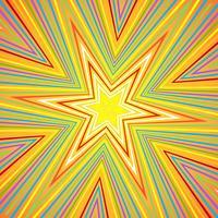 Fond d'étoile
