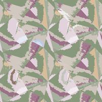 Abstrakt sömlös mönster Geometrisk form akvarell bakgrund