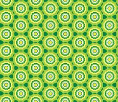 Geometric seamless pattern. Abstract ornament Swirl fabric background vector