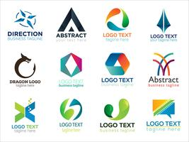 Modern logo bundle pack