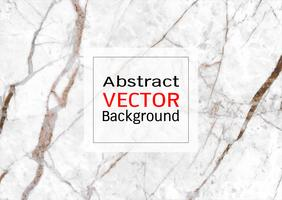 Vector white marble texture.