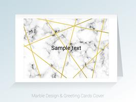 Marble greeting cards and cover background.