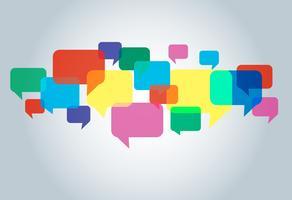 chattlådan, meddelandeboxkommunikationsbakgrund