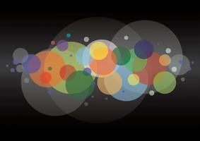 abstract round Circle background