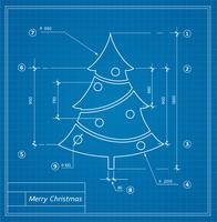 Christmas  blueprints