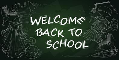 tillbaka till skolan.