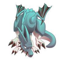 Dragon is een dier in sprookjes.