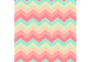 Modern zigzag seamless texture