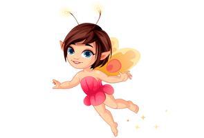 Fada pequena flor 3