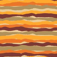 Tribal ethnic seamless pattern with stripes. Hand made ffect.