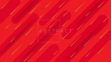 La pendiente de moda geométrica colorida forma la composición. fondo ilustración vectorial