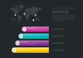 Elementi 3D Infographic