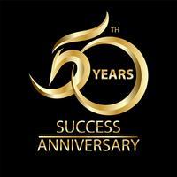gouden 50e verjaardag