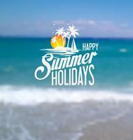 zomer ontwerp