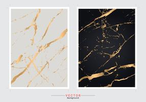 Gold marble cover background.