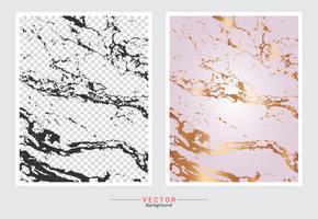 Rose Gold Marmor Textur Hintergrund.