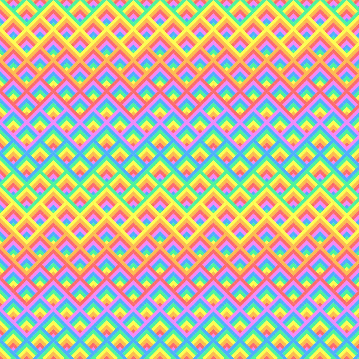 Rainbow 3d Squares Pixel Art Background Download Free Vectors Clipart Graphics Vector Art