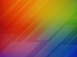 Abstract Line Colorful Vector Background