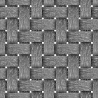 Monochromen abstracte naadloze achtergrond op vector kunst.
