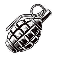 Vetor de granada