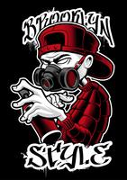 Artista de graffiti