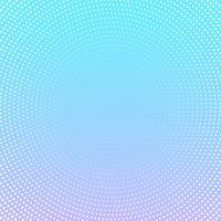 Halftone dot design on pastel gradient background
