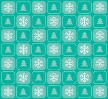 Christmas background pattern vector illustration