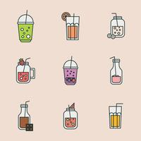 Outlined Smoothies