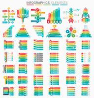 ensemble d'éléments infographiques
